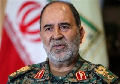 بازدید فرمانده یگان ویژه نیروی انتظامی از خبرگزاری تسنیم