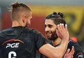 عبادیپور: میتوانیم قهرمان لیگ لهستان شویم/ انتظارات از ما بسیار بالا است