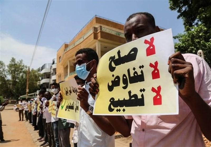 عادیسازی شورای نظامی سودان با رژیم صهیونیستی؛ غیرقانونی و مخالف با جریان داخلی