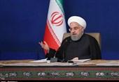 روحانی: تعزیز العلاقات الإستراتیجیة مع دول الجوار یعد إحدى أولویات إیران