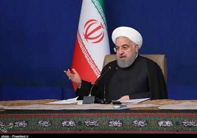 روحانی : لا سبیل امام امریکا سوى العودة الى القرار 2231