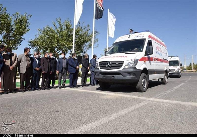 114 نفر از پرسنل اورژانس اصفهان به کرونا مبتلا شدهاند