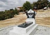 کمک 50 میلیونی کمیته ملی المپیک برای تکمیل بنای یادبود سیامند رحمان