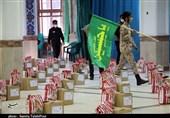 آغاز مرحله دوم رزمایش کمکهای مؤمنانه در استان کرمان به روایت تصویر
