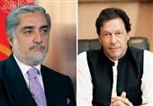 گفتوگوی عمرانخان و عبدالله: صلح و ثبات افغانستان و پاکستان به یکدیگر وابسته است