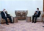 سوریه سفر فالح الفیاض به دمشق؛ محتوای نامه الکاظمی برای اسد