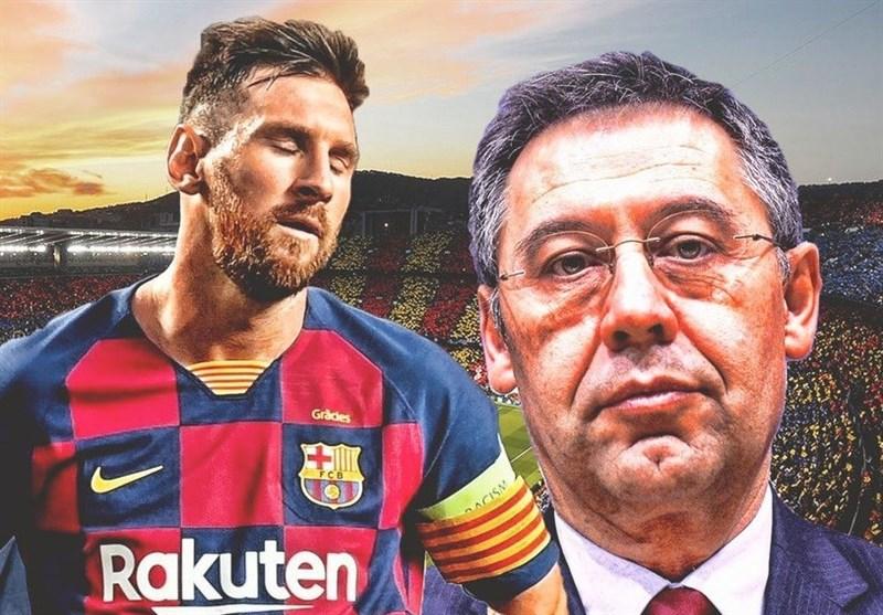 تصمیم غیرقابل بازگشت مسی برای جدایی از بارسلونا/ استعفای بارتومئو هم فایدهای ندارد