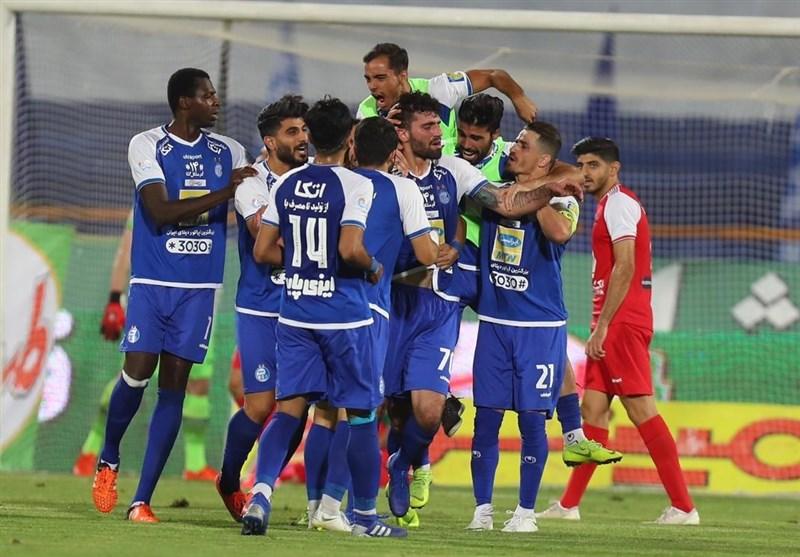 جام حذفی فوتبال  استقلال با پیروزی در ضربات پنالتی فینالیست شد/ پرسپولیس مدافع خوبی نبود!