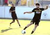 غیبت انصاریفرد در دیدار فینال جام حذفی یونان