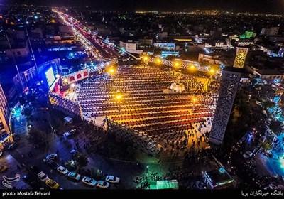 Muharram Mourning Ceremonies in Iran's Capital