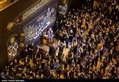 عزاداری سالار شهیدان در هیئت موج الحسین(ع)