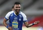 Esteghlal Forward Motahari Chosen the Best 2020 ACL (West) Forward