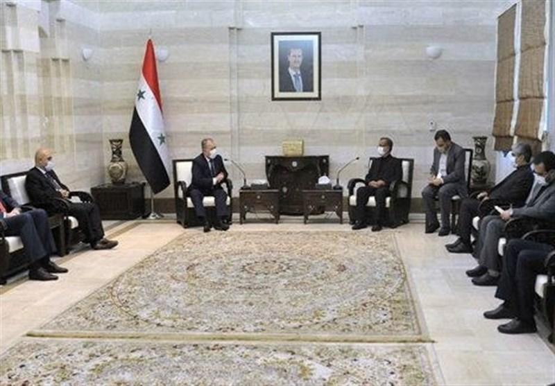 تقدیر نخست وزیر سوریه از حمایتهای ایران/ تقویت همکاری تهران و دمشق در بخشهای زیربنایی و مسکن