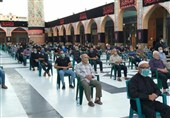 Muharram Mourning Rituals Held in Damascus under Health Protocols
