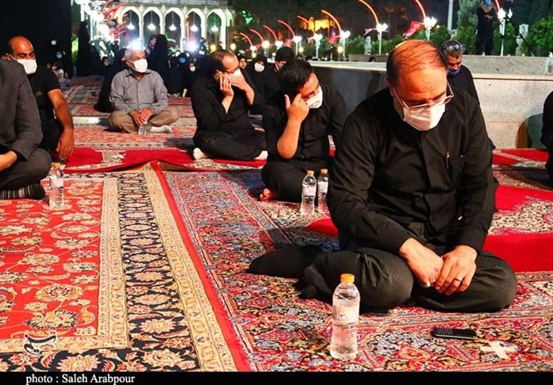 سومین حرم اهل بیت آماده اقامه عزای حسینی / مراسمات محرم با دستورالعملهای ویژه بهداشتی برگزار میشود