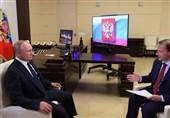 پوتین: هنگام تصمیم گیری درباره سوریه منافع روسیه را مد نظر داشتم