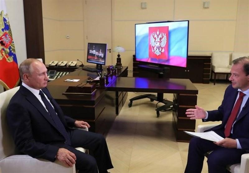 توضیح پوتین درباره توطئه آمریکا و اوکراین علیه روسیه در بلاروس
