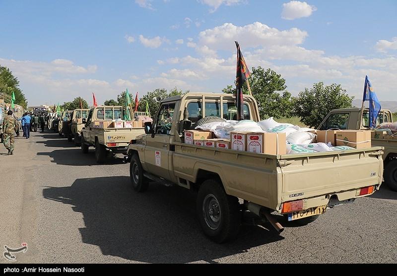 گام بلند سپاه در کمک به نیازمندان؛ 100 میلیارد ریال کمکهای مومنانه به نیازمندان در بهمئی اهدا شد
