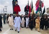 پاکستان؛ عاشقانِ امام حسین علیہ السلام نے اپنے اپنے علاقوں کو ہی کربلا بنا لیا