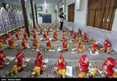 250 بسته کمک معیشتی در قالب نذر حسینی در میان محرومین قرچک توزیع شد