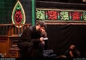 مراسم عزاداری اتباع افغانی در شب تاسوعای حسینی برگزار شد + فیلم