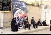 گزارش ویدئویی | حسینیهای به وسعت خانه شهدای استان کرمانشاه