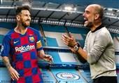 حضور گواردیولا در بارسلونا برای مذاکره با مسی