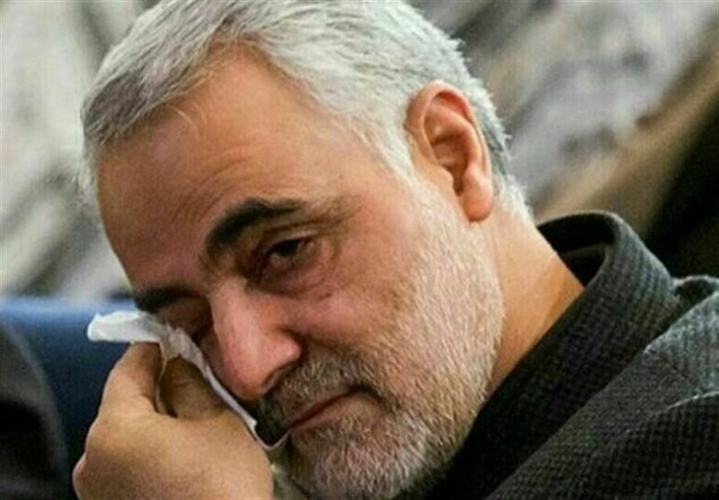 نامه حاج قاسم به دخترش فاطمه؛ مرگ خونین من کجایی؟+فیلم