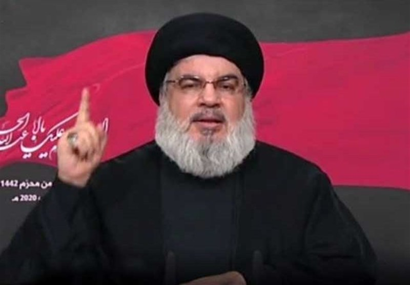 Victory Belongs to Resistance Axis: Nasrallah