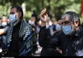 نماز ظهر عاشورا عزاداران حسینی در شهرستان پردیس برگزار شد + فیلم