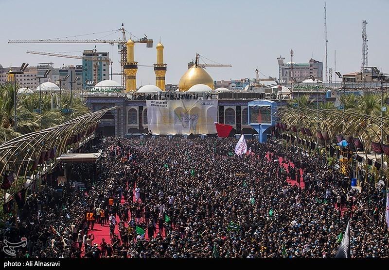 موافقت عراق با ورود 1500 زائر از هر کشور برای مراسم اربعین