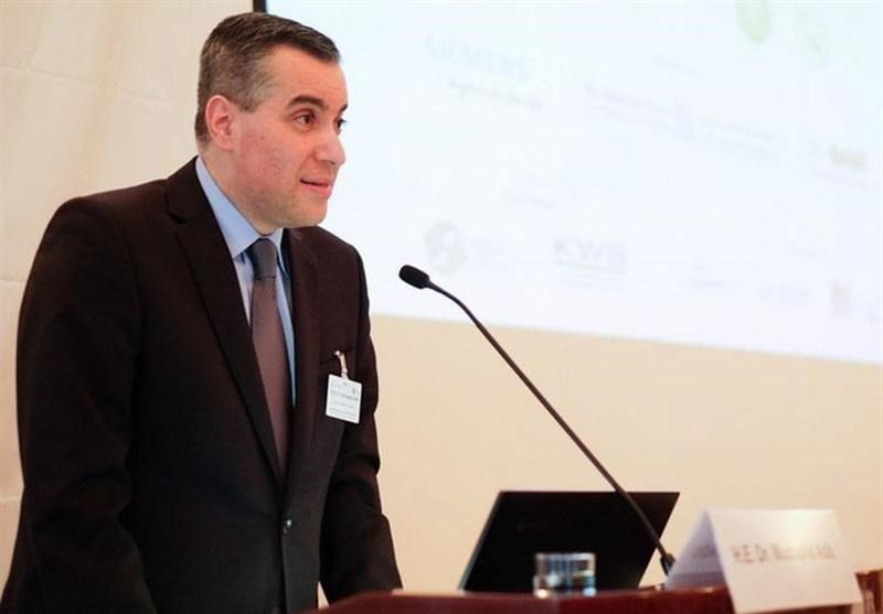 لبنان  میشل عون «مصطفی ادیب» را رسماً مأمور تشکیل کابینه جدید کرد