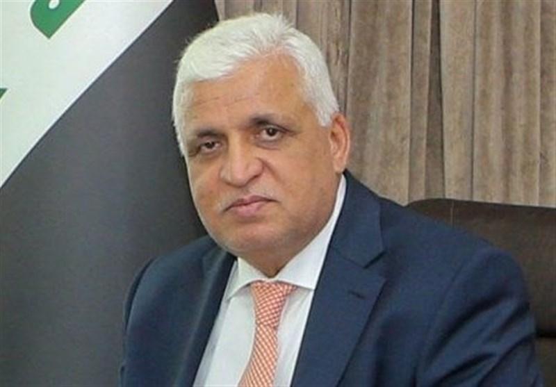 دیدار رئیس حشد شعبی با رئیس جمهور سوریه/ اسد نامه الکاظمی را دریافت کرد
