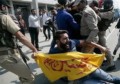 سیاستمدار کشمیری: طرح لغو خودمختاری کشمیر توسط هند به صورت کامل شکست خورده است