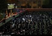 جلوهای از حماسه و حضور مردم ولایی شهرستان پردیس در زنده نگه داشتن قیام عاشورا + فیلم