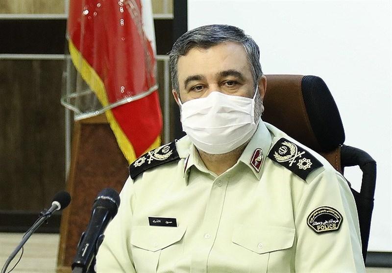 اشتری: قوه قضائیه در برخورد با اخلالگران حامی نیروی انتظامی است