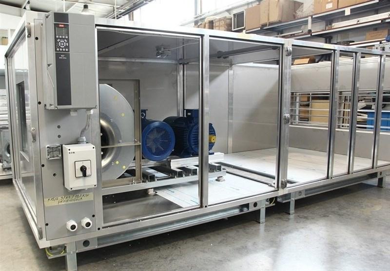 استانداردهای ساخت هواسازهای هایژنیک