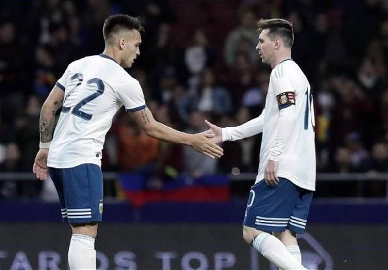 لائوتارو: مسی همیشه یک گام از دیگران جلوتر است/ آرژانتینیهای زیادی هوادار اینتر هستند