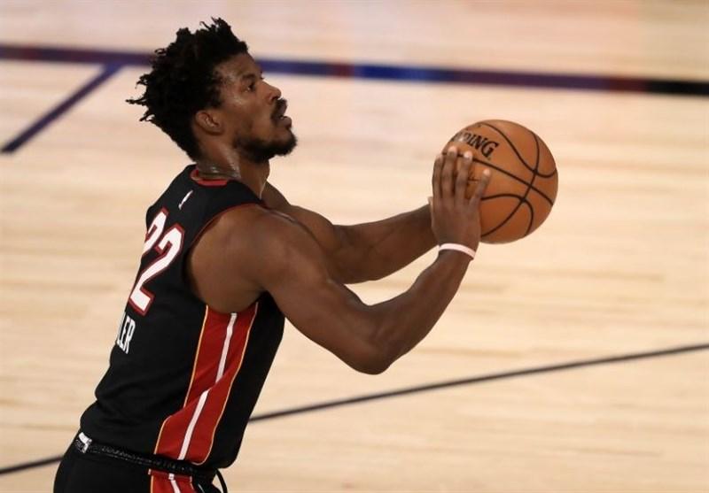 فینال لیگ NBA  باتلر، تکلیف قهرمانی را به بازی ششم کشاند
