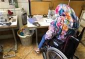 تولید ماسک برای هیئتها با مشارکت گروههای جهادی و معلولان + فیلم