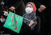 اجتماع بزرگ زنان عاشورایی در میدان امام حسین(ع)