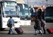 تعداد مسافران جابهجا شده در استان کرمانشاه 42 درصد کاهش یافت