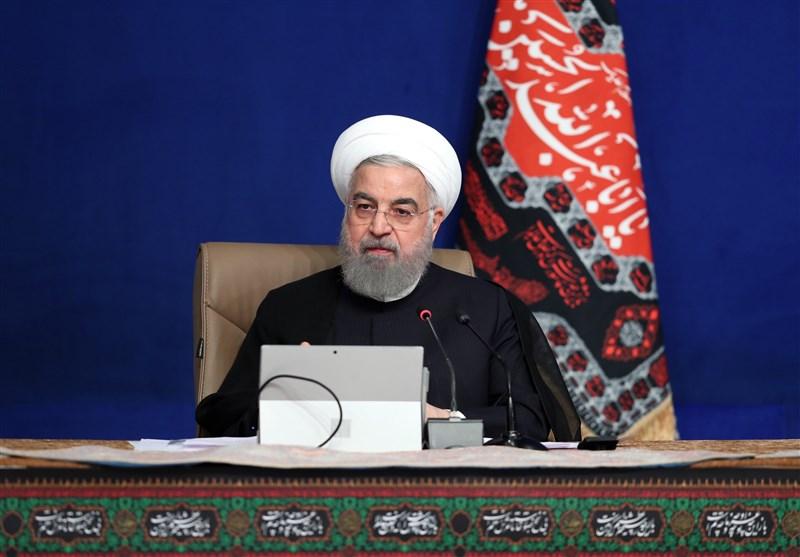 روحانی : امریکا منیت باکبر هزیمة فی تاریخها السیاسی