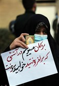 کاشان| ملتهای مسلمان در قبال هتک حرمت به قرآن موضع روشنی اتخاذ کنند