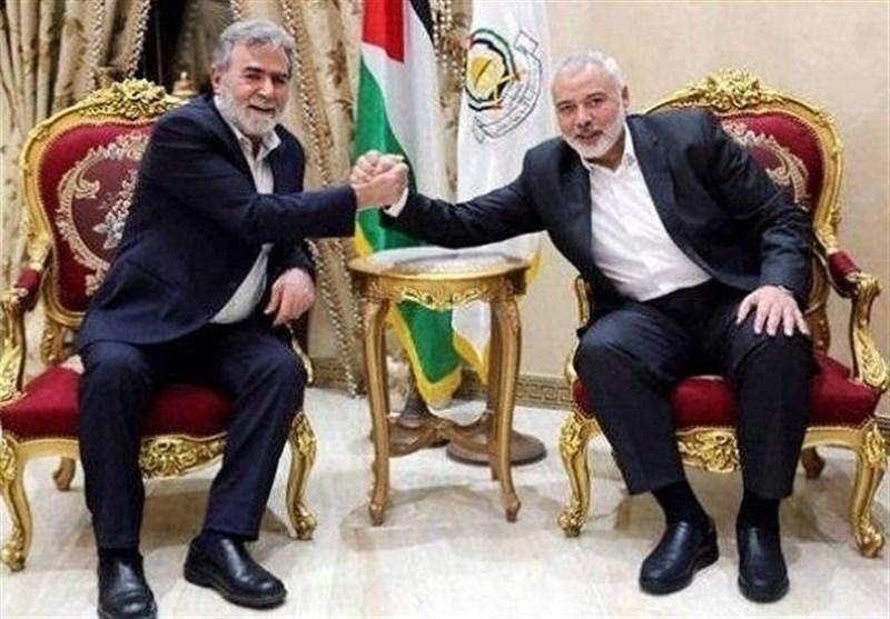 دیدار رهبران حماس و جهاد اسلامی در بیروت/ دیدار قریبالوقوع هنیه با سیدحسن نصرالله