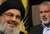 """فلسطینی رہنما """"اسماعیل ہنیہ"""" سید حسن نصراللہ سے ملاقات کریں گے"""