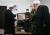 فرمانده جدید قرارگاه منطقهای جنوبشرق ارتش با نماینده ولیفقیه در استان کرمان دیدار کرد + عکس