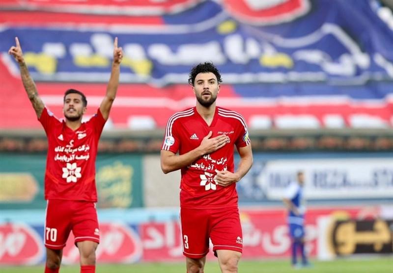 جام قهرمانی به تیم تراکتور اهدا شد/ از اشتباه سلطانیفر تا صحبتهای درگوشی الهامی