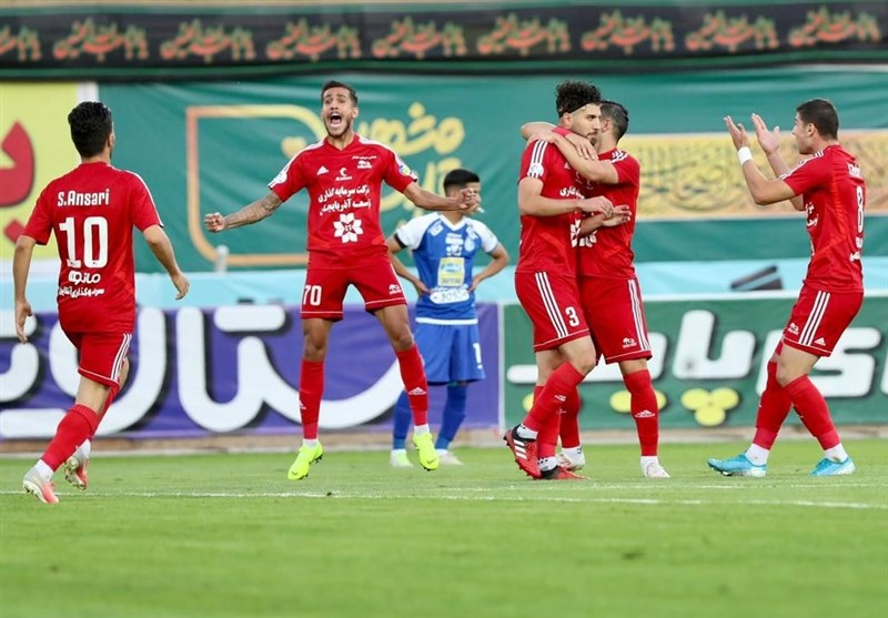 Tractor Beats Esteghlal in Hazfi Cup Final (+Photos)