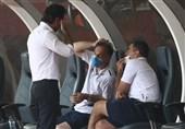 مصطفوی: با استقلال قراردادی ندارم و برای این تیم آرزوی موفقیت میکنم/ درگیری در فرودگاه در شأن استقلال نبود
